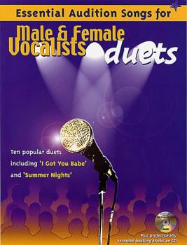 Essential Audition Songs for Male & Female Vocalists: Duets (AL-55-7432A)