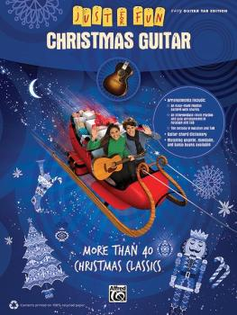 Just for Fun: Christmas Guitar: More Than 40 Christmas Classics (AL-00-35006)