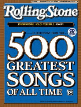 Selections from <i>Rolling Stone</i> Magazine's 500 Greatest Songs of  (AL-00-30866)