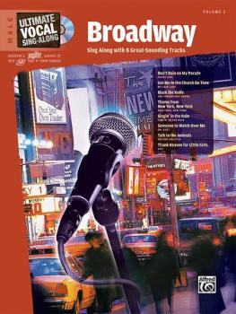Ultimate Vocal Sing-Along: Broadway (Male Voice) (AL-00-26505)