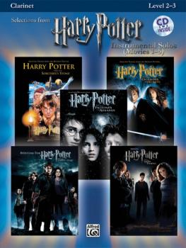 <i>Harry Potter</i>™ Instrumental Solos (Movies 1-5) (AL-00-29053)