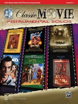 Classic Movie Instrumental Solos for Strings (AL-00-35131)