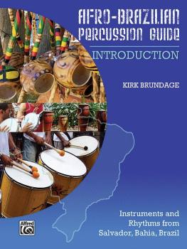 Afro-Brazilian Percussion Guide, Book 1: Introduction (AL-98-37059)