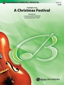A Christmas Festival, Highlights from (AL-00-35931S)