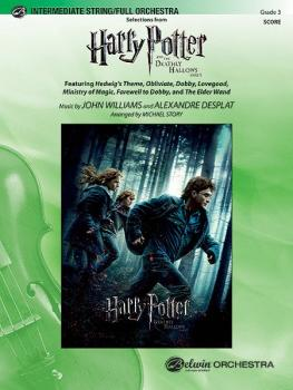<i>Harry Potter and the Deathly Hallows, Part 1,</i> Selections from ( (AL-00-35934)