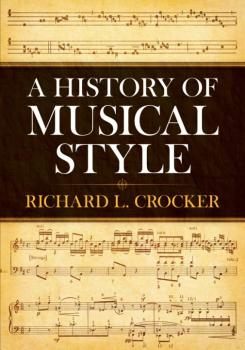 A History of Musical Style (AL-06-250296)