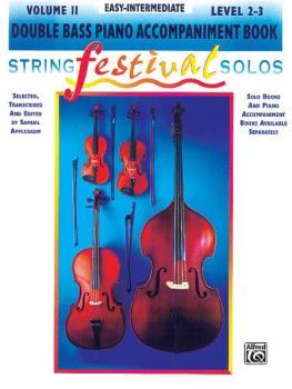 String Festival Solos, Volume II (AL-00-EL95109)