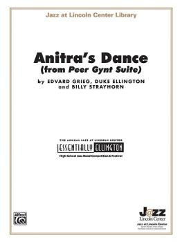 Anitra's Dance (from <I>Peer Gynt Suite</I>) (AL-00-JLC2004C)