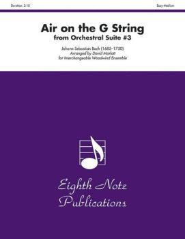 Air on the G String (from <i>Orchestral Suite #3</i>) (AL-81-WWE2855)