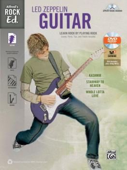 Alfred's Rock Ed.: Led Zeppelin Guitar: Learn Rock by Playing Rock: Sc (AL-00-41015)