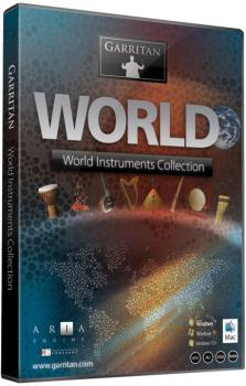 Garritan World Instruments™: Virtual Software Instruments (AL-13-GPOWDLR)