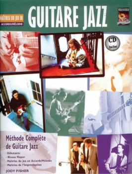 Guitare Jazz Maitrise Du Jeu en Accords/ Melodie Tab [Mastering Jazz G (AL-00-40670)