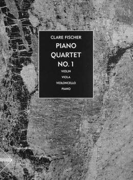 Piano Quartet No. 1 (For Violin, Viola, Violoncello, and Piano) (AL-01-ADV6004)