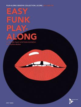 Easy Funk Play-Along (For 1-4 Melody Instruments and Rhythm Section) (AL-01-ADV14850)