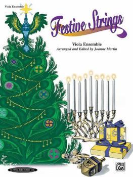 Festive Strings for Ensemble (AL-00-0931)