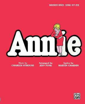 Annie: Song Kit #28 (AL-00-C0228C6X)