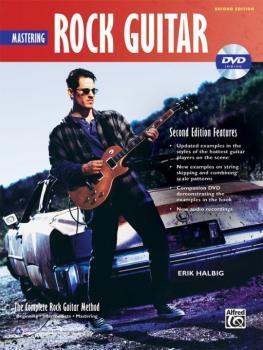 The Complete Rock Guitar Method: Mastering Rock Guitar (2nd Edition) (AL-00-39333)