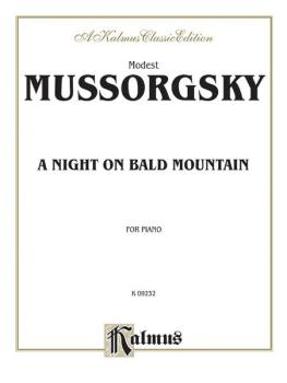 A Night on Bald Mountain (AL-00-K09232)