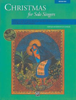 Christmas for Solo Singers: 14 Seasonal Favorites Arranged for Solo Vo (AL-00-11684)