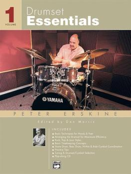 Drumset Essentials, Volume 1 (AL-00-20622)
