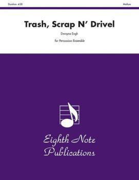 Trash, Scrap n' Drivel (For 8 or More Players) (AL-81-PE275)
