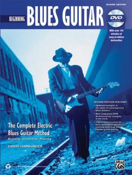 The Complete Blues Guitar Method: Beginning Blues Guitar (Second Editi (AL-00-40880)