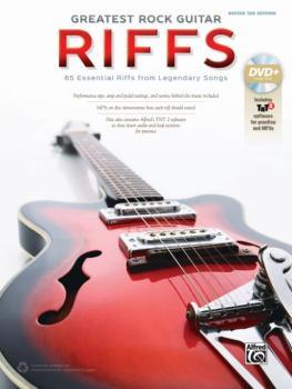 Greatest Rock Guitar Riffs: 65 Essential Riffs from Legendary Songs (AL-00-44387)
