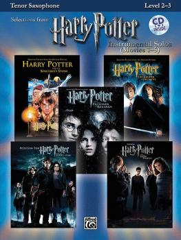 <i>Harry Potter</i>™ Instrumental Solos (Movies 1-5) (AL-00-29059)