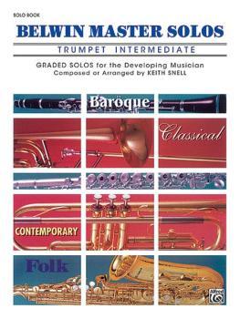 Belwin Master Solos, Volume 1 (Trumpet) (AL-00-EL03402)