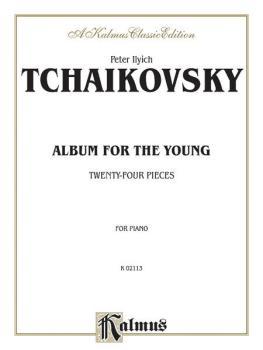 Album for the Young (Twenty-Four Pieces) (AL-00-K02113)