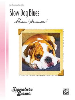 Slow Dog Blues (AL-00-38996)