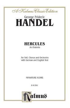 Hercules (1745), An Oratorio (AL-00-K01301)