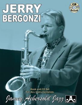 Jamey Aebersold Jazz, Volume 102: Jerry Bergonzi (AL-24-V102DS)