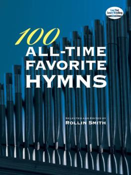 100 All-Time Favorite Hymns for Organ (AL-06-472302)