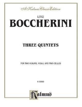 Three Quintets (AL-00-K02085)