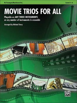Movie Trios for All: Playable on Any Three Instruments or Any Number o (AL-00-33530)