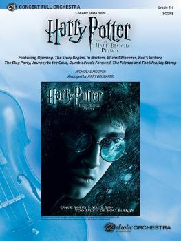 <i>Harry Potter and the Half-Blood Prince,</i> Concert Suite from (Fea (AL-00-33697S)