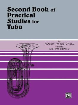 Practical Studies for Tuba, Book II (AL-00-EL00775)