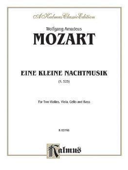 Eine Kleine Nachtmusik, K. 525 (AL-00-K03746)
