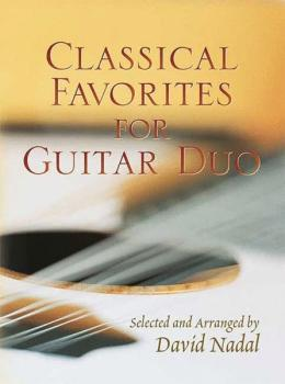 Classical Favorites for Guitar Duo (AL-06-44161X)