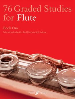 76 Graded Studies for Flute, Book One (AL-12-0571514308)