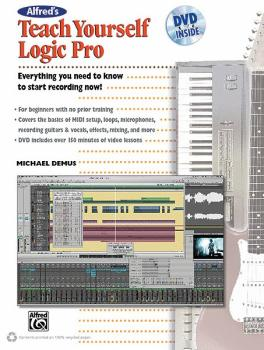 Alfred's Teach Yourself Logic Pro/Express (AL-00-34358)