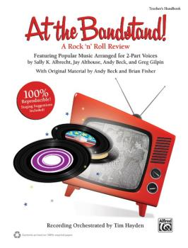At the Bandstand!: A Rock 'n' Roll Review Featuring Popular Music Arra (AL-00-39961)