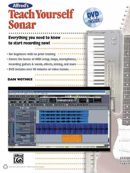 Alfred's Teach Yourself Sonar: Everything You Need to Know to Start Re (AL-00-34364)