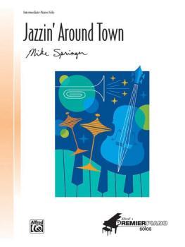 Jazzin' Around Town (AL-00-24190)