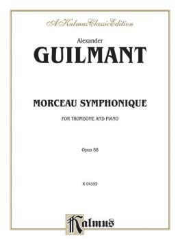 Morceau Symphonique, Opus 88 (AL-00-K04559)
