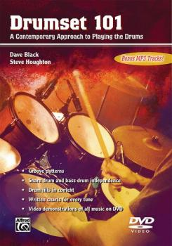Drumset 101: A Contemporary Approach to Playing the Drums (AL-00-31427)