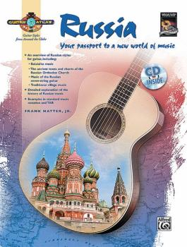 Guitar Atlas: Russia: Your passport to a new world of music (AL-00-33483)