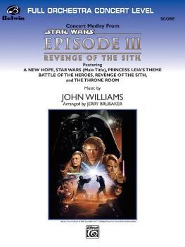 <I>Star Wars®:</I> Episode III <I>Revenge of the Sith,</I> Concert Sui (AL-00-FOM05009C)