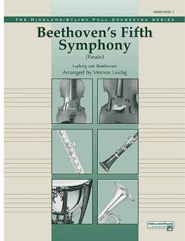 Beethoven's Fifth Symphony, Finale (AL-00-12107)